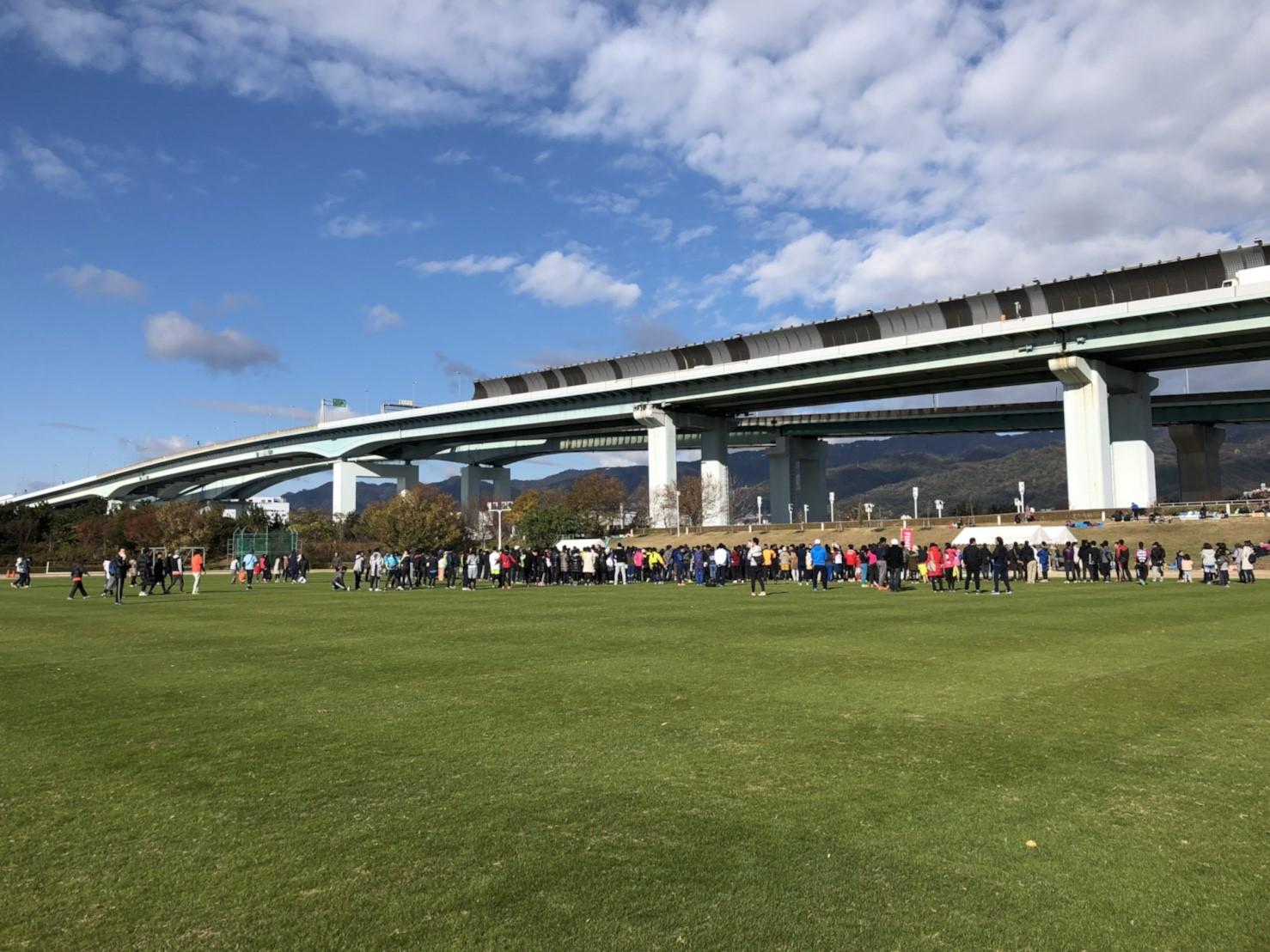 東日本大震災支援芦屋ユナイテッドリレーマラソン